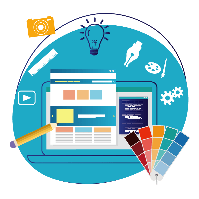 Build A Website To Suit Your Needs